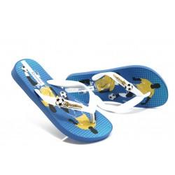 Детски бразилски чехли Ipanema 81202 сини