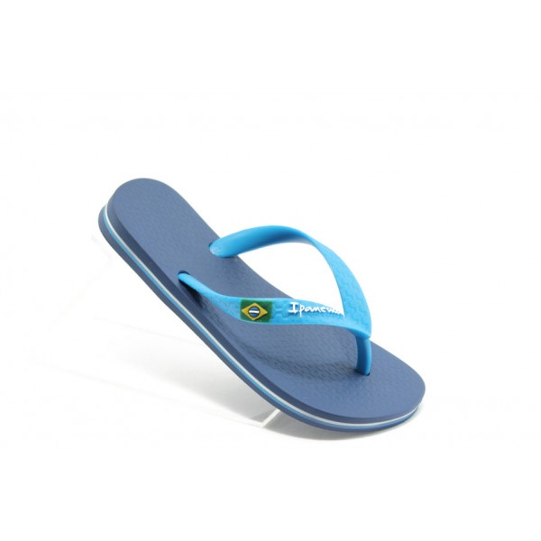 Детски бразилски чехли Ipanema 80416 сини