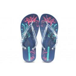 Дамски бразилски анатомични чехли Ipanema 81155 сини