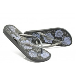 Дамски анатомични чехли Ipanema 81157 черни