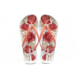 Дамски анатомични чехли Ipanema 81157 бели