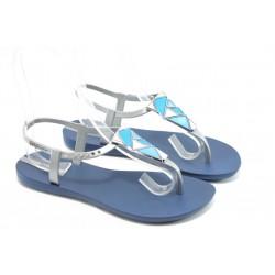 Дамски бразилски сандали Ipanema 81161 сини
