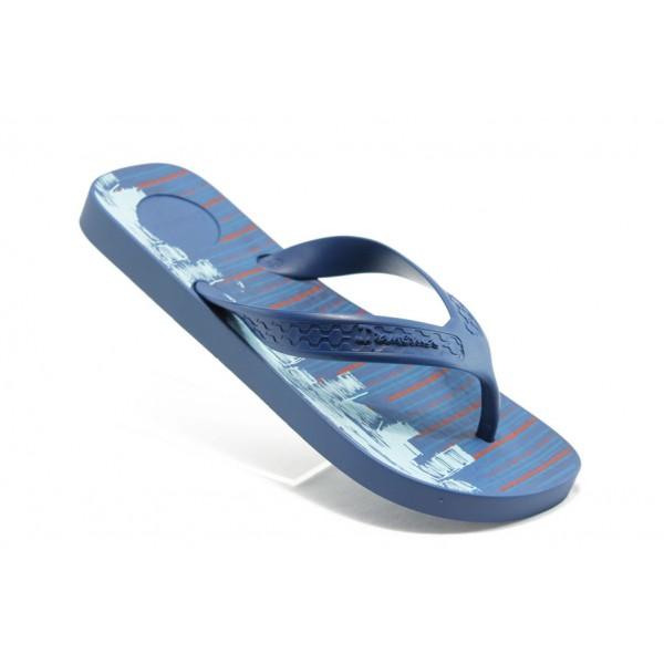 Мъжки бразилски чехли Ipanema 81213 сини