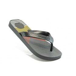 Мъжки бразилски чехли Ipanema 81213 черни