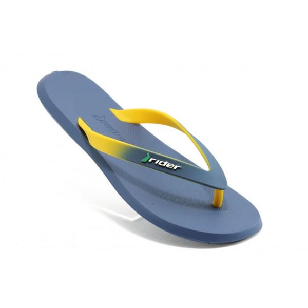 Мъжки бразилски чехли Rider 81138 сини