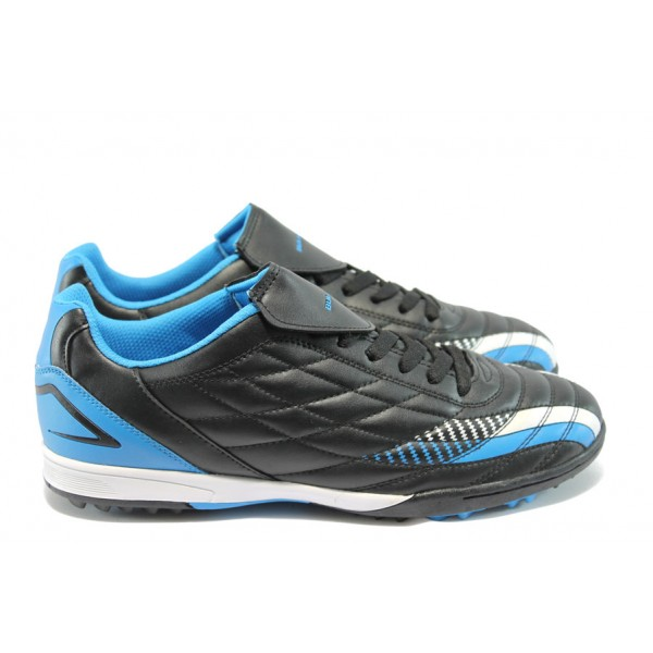Мъжки маратонки Bulldozer Outdoor 88 черно-син