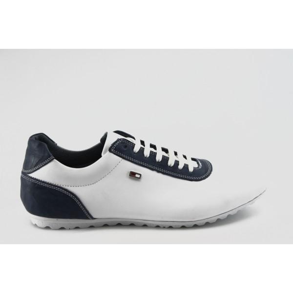 Мъжки спортни обувки ЛД 208 бял