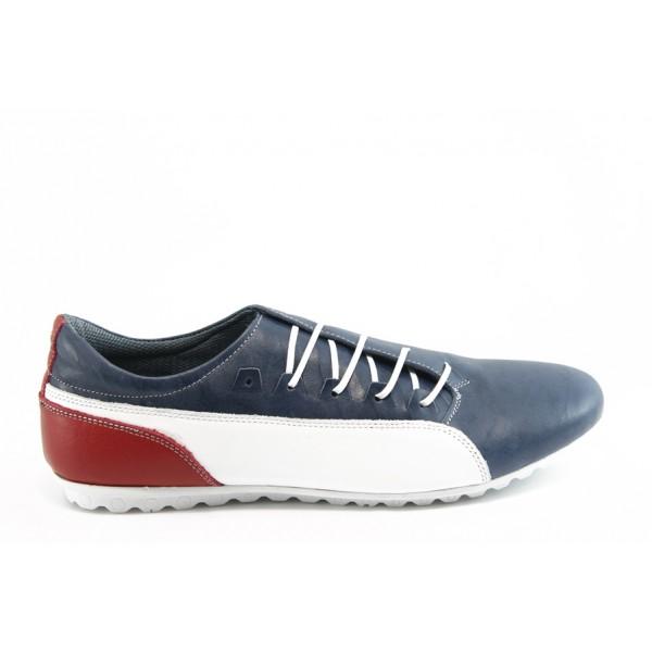 Мъжки спортни обувки ЛД 209 син
