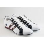 Мъжки спортни обувки ЛГ 602 бели