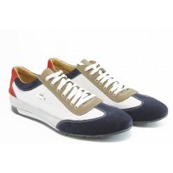 Мъжки спортни обувки ЛК 2113 бели