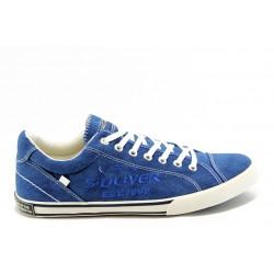 Мъжки спортни обувки S.Oliver 13618 синьо
