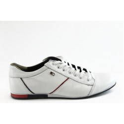 Мъжки спортни обувки МИ 71 бяло