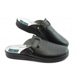 Анатомични мъжки чехли /сандали/ МА 2796 черен