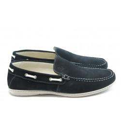 Ликвидация на мъжки обувки естествена кожа