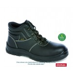 Мъжки работни обувки DEMAR 9072 черен