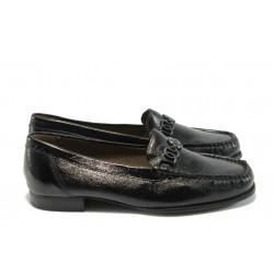 Дамски обувки тип мокасина Caprice 9-24243-23 черен