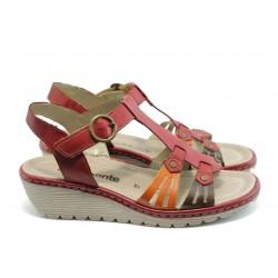 Дамски сандали на платформа Remonte R3750-33