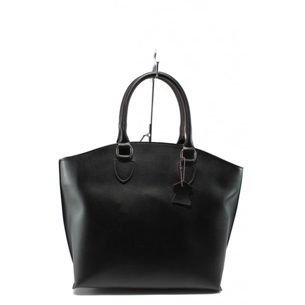 Българска дамска чанта АИ 1155 черен