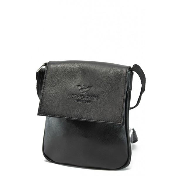 Мъжка чанта АИ 78 черен