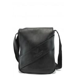 Стилна мъжка чанта АИ 79 черен