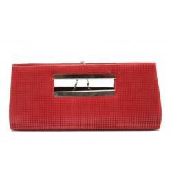 Официална дамска чанта МИ 5 червен