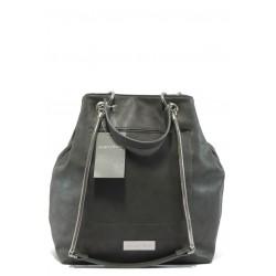 Дамска чанта Marco Tozzi 2-61107-25 сив