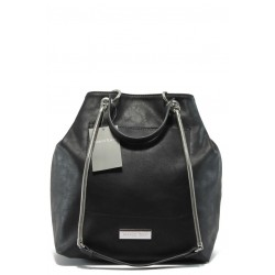 Дамска чанта Marco Tozzi 2-61107-25 черен