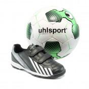Футболни обувки и топки