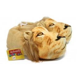 Мъжки анатомични домашни пантофи ДФ Jungmxi61 лъв