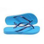 Юношески анатомични чехли Ipanema 81030 син
