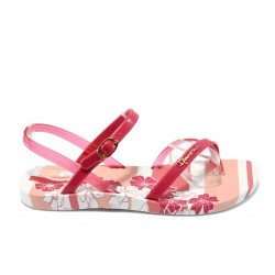 Анатомични дамски бразилски сандали Ipanema 81474 розов