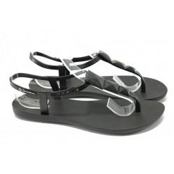 Дамски бразилски сандали Ipanema 81075 черни