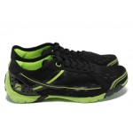 Юношески летни маратонки Runners 3549 черен