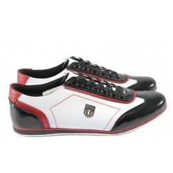 Мъжки спортни обувки ЛГ 645 бял