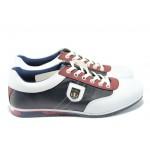 Мъжки спортни обувки ЛГ 634 т.син
