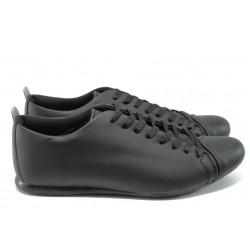 Мъжки обувки ЛГ 601 черен