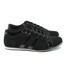 Мъжки обувки ЛГ 602 черен