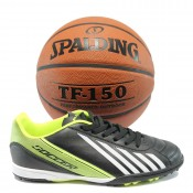 Мъжки футболни обувки и топки
