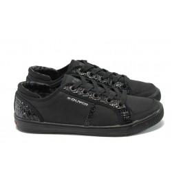 Дамски спортни обувки S.Oliver 5-23603-25 черен