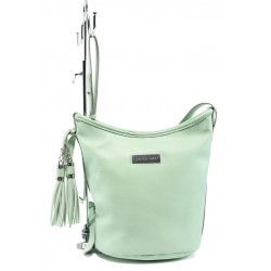Немска дамска чанта Marco Tozzi 2-61104-26 зелен