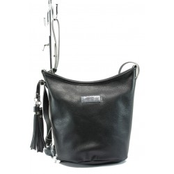Немска дамска чанта Marco Tozzi 2-61104-26 черен