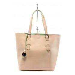 Немска дамска чанта Marco Tozzi 2-61105-26 корал