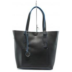 Немска дамска чанта Marco Tozzi 2-61105-26 черен
