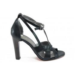 Елегантни дамски сандали ЕО 508 черен