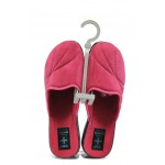 Анатомични дамски домашни чехли с Bio ходило МА 20989 бордо | Домашни чехли | MES.BG