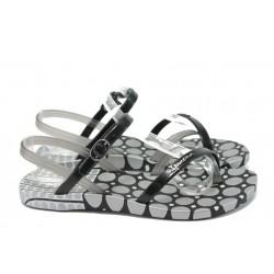 Анатомични дамски бразилски сандали Ipanema 81709 черен