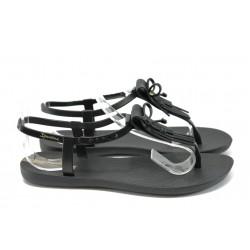 Анатомични дамски бразилски сандали Ipanema 81700 черен