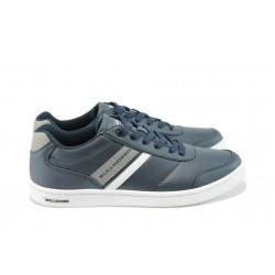 Мъжки спортни обувки Bulldozer 61058 син
