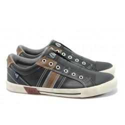 Мъжки спортни обувки S.Oliver 5-13604-36 черен