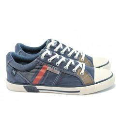 Мъжки спортни обувки S.Oliver 5-13622-26 т.син